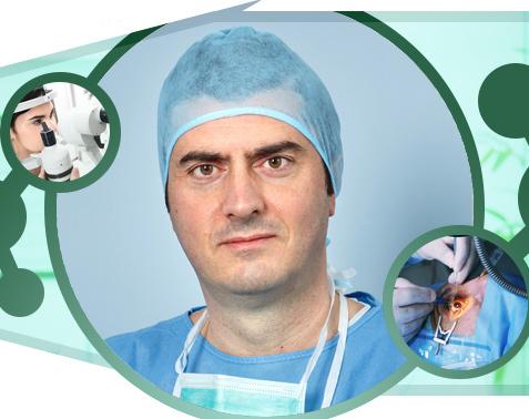 Luca Avoni chirurgo oculista specialista in trapianto di cornea