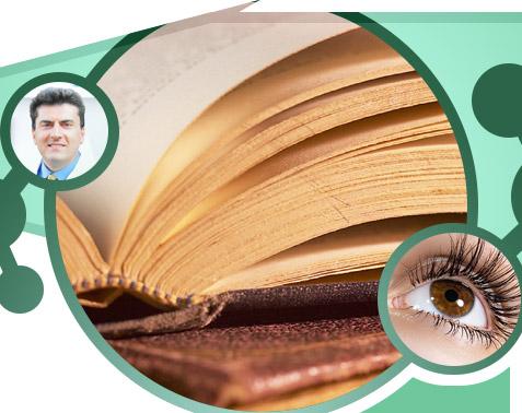 oftalmologia, letteratura, ricerche scientifiche